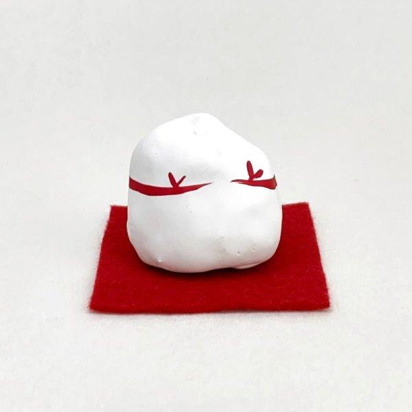 画像3: [張子]矢嶋美夏/くっつき猫 (敷布付き)