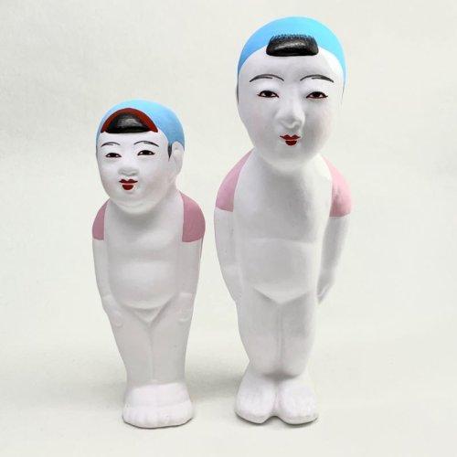 その他の写真1: [土人形]津屋崎人形/ごん太(大)