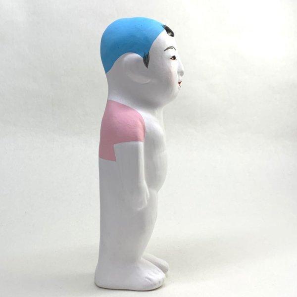 画像4: [土人形]津屋崎人形/ごん太(大)