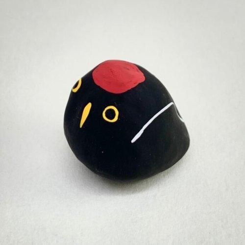 その他の写真3: [張子]矢嶋美夏/豆鳥・クマゲラ