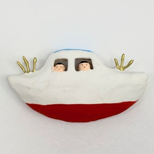 その他の写真3: [張子]松崎大祐/海(漁船)