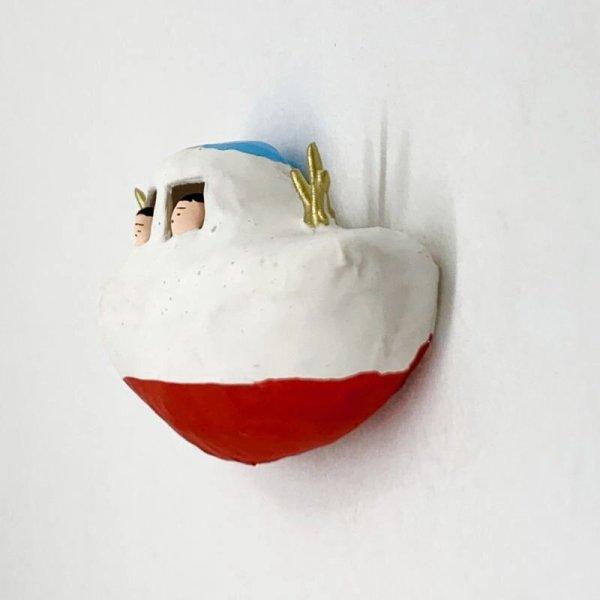画像2: [張子]松崎大祐/海(漁船)