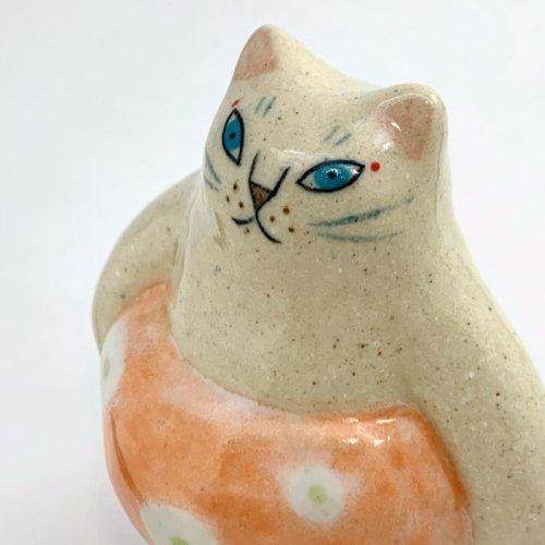 その他の写真3: [陶器]招き猫製作所ほたる庵/雲 C