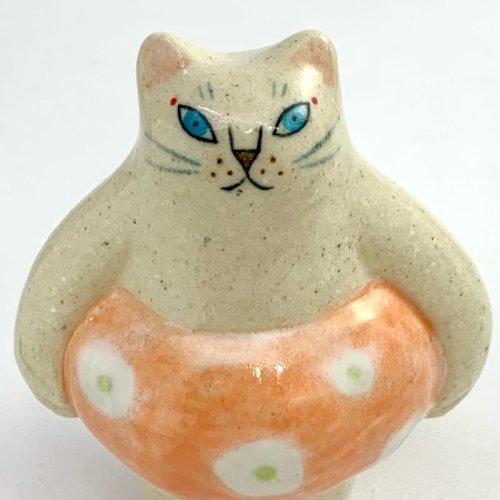 その他の写真2: [陶器]招き猫製作所ほたる庵/雲 C