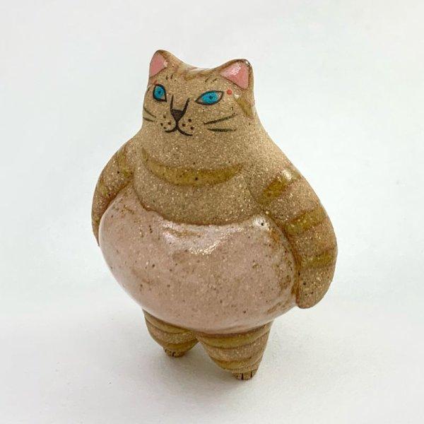 画像1: [陶器]招き猫製作所ほたる庵/雲 B